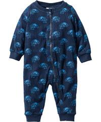 bpc bonprix collection Baby Overall Bio-Baumwolle, Gr. 56/62-92/98 langarm in blau von bonprix