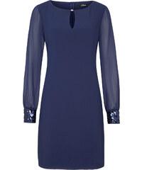 s.Oliver BLACK LABEL Elegantes Chiffon-Kleid