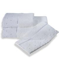 Soft Cotton Ručník SELEN 50x100 cm Bílá