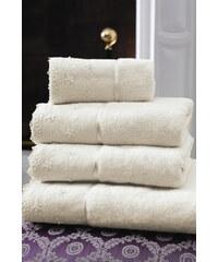 Soft Cotton Ručník SELEN 50x100 cm Smetanová