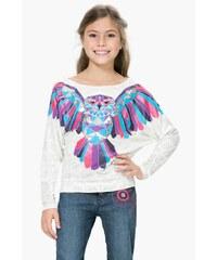 Desigual barevné dívčí tričko Indiana