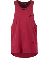 Topman HENSSY CLASSIC FIT Top burgundy