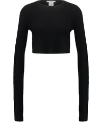 Tibi Strickpullover black