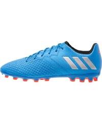 adidas Performance MESSI 16.3 AG Fußballschuh Nocken shock blue/metallic silver/core black