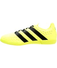 adidas Performance ACE 16.3 IN Fußballschuh Halle solar yellow/core black/silver metallic
