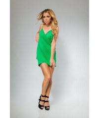 Plážové šaty pareo barva zelená