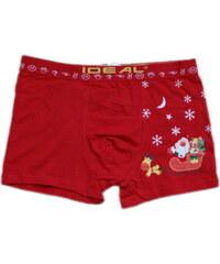 Pánské Vánoční boxerky Ideal