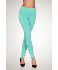 Legíny Lumide Exclusive Wear s vysokým zeštíhlujícím pasem barva mátová  zelená M 4746fc5967