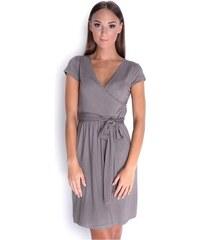 caab010fcaf LAFIRA Dámské letní cappucino šaty 5416