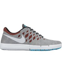 Nike SB Free Sb dark grey/white-team red-black