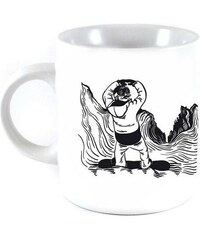 Horsefeathers Balls Cup white