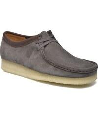 Clarks Originals - Wallabee - Schnürschuhe für Herren / grau