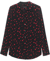 KATE MOSS BY EQUIPMENT Signature True Black Red Cherry