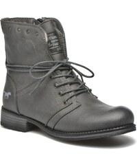 Mustang shoes - Irina - Stiefeletten & Boots für Damen / grau