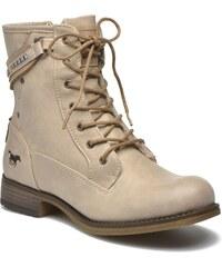 Mustang shoes - Amis - Stiefeletten & Boots für Damen / beige