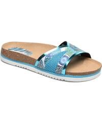 Desigual - SHOES_BEACH BIO 11 NORA - Clogs & Pantoletten für Damen / blau