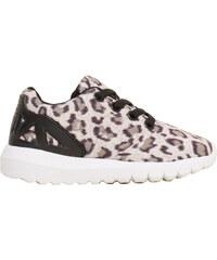 MANGO BABY Sneakers Mit Leoparden-Print