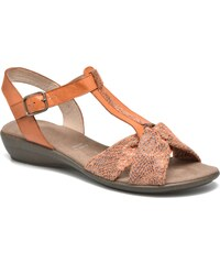 Sweet - Zoumba - Sandalen für Damen / orange