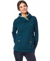Große Größen: Ocean Sportswear Fleecepullover, Petrol, Gr.32/34-44/46