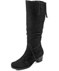 Große Größen: Gabor Comfort Stiefel, schwarz, Gr.3 1/2-4