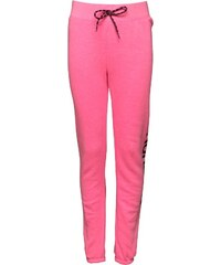 Hurley Junior French Terry Joggers Hyper Pink Heather
