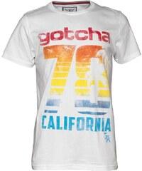 Gotcha Herren Sun T-Shirt Weiß
