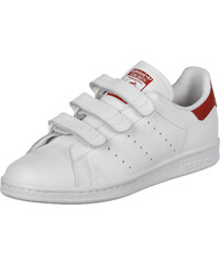 adidas Stan Smith Cf chaussures white/scarlet
