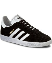 Schuhe adidas - Gazelle BB5476 Cblack/White/Goldmt