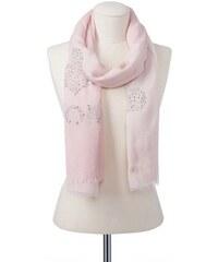 Damen Softer Schal Happy Mum CODELLO rosa