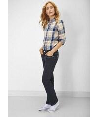 Damen 5-Pocket Stretch Jeans TRACY PADDOCK'S blau 34,36