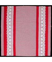 HOSSNER Tischdecke Hossner Walchsee rot 1 (85x85 cm),2 (110x110 cm)