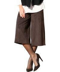 Damen Création L Velours-Culotte mit flachem Bund CRÉATION L schwarz 36,38,40,42,44,46,48