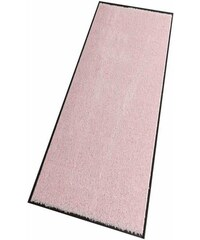 HANSE HOME Läufer Deko Soft waschbar getuftet rosa 17 (58x180 cm),18 (75x150 cm),19 (75x120 cm)