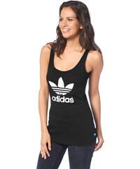 ADIDAS ORIGINALS Top Adidas Original černá - Normální délka (N)