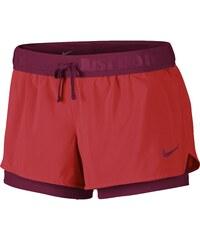 Nike FULL FLEX 2IN1 2.0 SHORT červená S