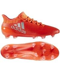 Kopačky Adidas X 16.1 FG 43 1/3 ČERVENÁ