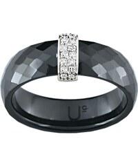 Ultimate Ceramic Bague finition or ornée de diamants