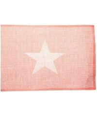 Excellent houseware Set de table - rose clair