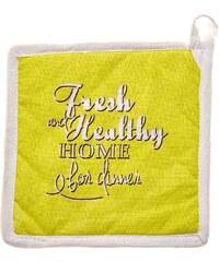 Excellent houseware Topflappen - gelb
