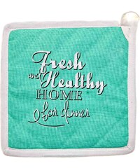 Excellent houseware Manique - turquoise