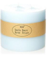 Excellent houseware Bougie - bleu clair