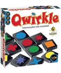 Iello Jeu de société Qwirkle - multicolore