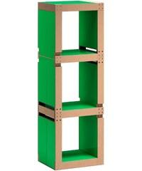 Fabulem Bibliothèque colonne - vert