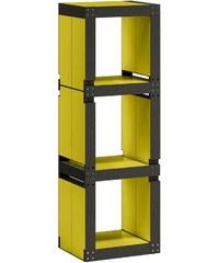 Fabulem Bibliothèque colonne - jaune