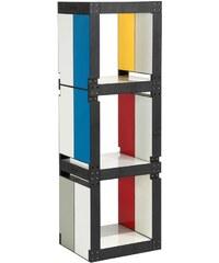 Fabulem Bibliothèque colonne - multicolore