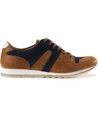 Hacter Moving - Chaussures running en cuir mélangé - bicolore