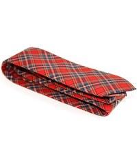 Pochette Square Ewan Mec en Or - Cravate - rouge