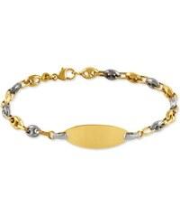 Histoire d'Or Bracelet en or bicolore
