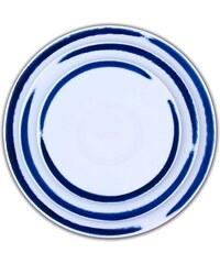 Site Corot Set de 3 assiettes en porcelaine - bicolore