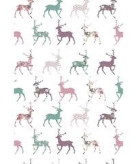 Lé papiers de Ninon Cyril - Lé de papier peint - multicolore